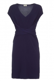 By Malene Birger |  Dress Quinnas | blue  | Picture 1