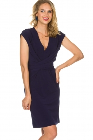 By Malene Birger |  Dress Quinnas | blue  | Picture 2