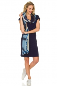 By Malene Birger |  Dress Quinnas | blue  | Picture 3