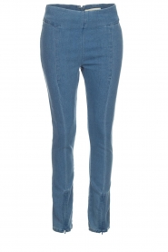 By Malene Birger |  Pants Adelio | blue  | Picture 1