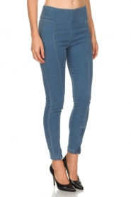 By Malene Birger |  Pants Adelio | blue  | Picture 3