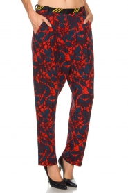 By Malene Birger |  Pants Pleiasa | red  | Picture 3