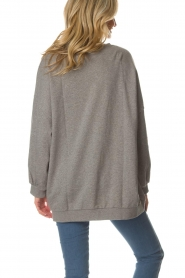 By Malene Birger |  Sweater Lennies | grey  | Picture 5