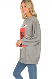By Malene Birger |  Sweater Lennies | grey  | Picture 4
