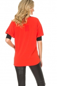 By Malene Birger | Top Billum | rood  | Afbeelding 6