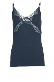 By Malene Birger | Top Newasikio | blauw