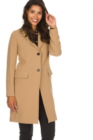 By Malene Birger |  Coat Kassis | camel  | Picture 4