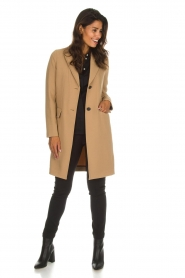 By Malene Birger |  Coat Kassis | camel  | Picture 3