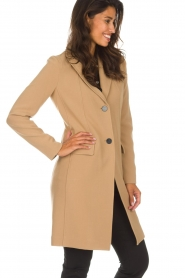 By Malene Birger |  Coat Kassis | camel  | Picture 5