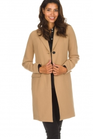 By Malene Birger |  Coat Kassis | camel  | Picture 2