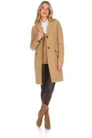 By Malene Birger |  Coat Kassis | camel  | Picture 8