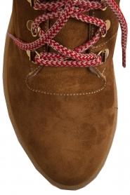 Toral |  Suède ankle boots Basket | camel  | Picture 6