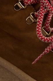 Toral |  Suède ankle boots Basket | camel  | Picture 7