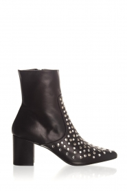 Toral | Leather boots Sandra | black  | Picture 1