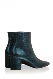 Toral |  Leather ankle boots Dameira | blue  | Picture 4