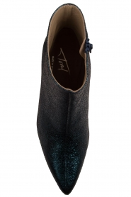 Toral |  Leather ankle boots Dameira | blue  | Picture 5