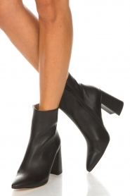 Toral |  Leather ankle boots Erin | blauw  | Picture 3