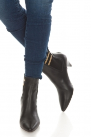 Toral |  Leather ankle boots Lola | black  | Picture 2