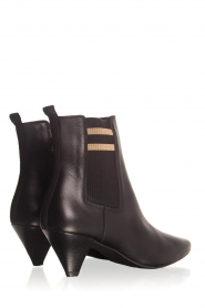 Toral |  Leather ankle boots Lola | black  | Picture 5