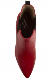 Toral |  Leather ankle boots Tibet | red  | Picture 6
