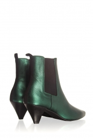 Toral |  Leather ankle boots Eclat | green  | Picture 5