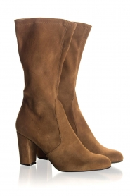 Toral |  Suede boots Elena | brown  | Picture 4