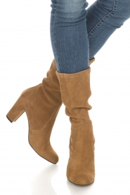 Toral |  Suede boots Elena | brown  | Picture 3