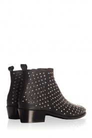 Toral |  Leather ankle boots Camilla | black  | Picture 5