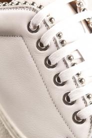 SVNTY | Leren sneakers Praia | wit  | Afbeelding 7