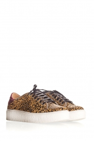SVNTY | Leather sneakers Praia | print  | Picture 3