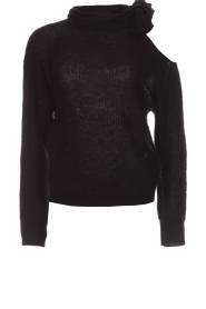 Essentiel Antwerp |  Sweater Rouaniemi | black  | Picture 1