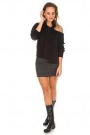 Essentiel Antwerp |  Sweater Rouaniemi | black  | Picture 3
