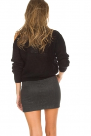 Essentiel Antwerp |  Sweater Rouaniemi | black  | Picture 5