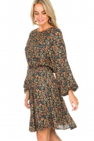 Essentiel Antwerp |  Dress Rachid | black  | Picture 4