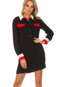 Essentiel Antwerp |  Dress Radley | black  | Picture 2