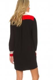 Essentiel Antwerp |  Dress Radley | black  | Picture 5