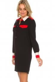 Essentiel Antwerp |  Dress Radley | black  | Picture 4