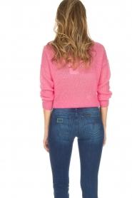 Essentiel Antwerp |  Sweater Rang | pink  | Picture 4