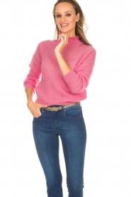 Essentiel Antwerp |  Sweater Rang | pink  | Picture 2