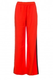 Essentiel Antwerp |  Pants Rimons | red  | Picture 1