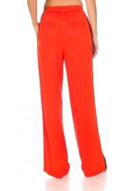 Essentiel Antwerp |  Pants Rimons | red  | Picture 5