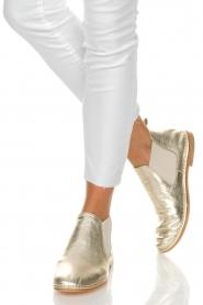 Maluo | Schoenen Cato Low | goud  | Afbeelding 3