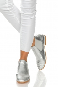 Maluo | Schoenen Cato low | zilver  | Afbeelding 2
