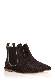 Maluo |  Leather ankle boots Cato | brown  | Picture 5