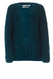 Aaiko | Vest Dylene | blauw  | Afbeelding 1