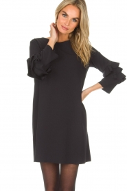 Aaiko | Dress Anna | black  | Picture 2
