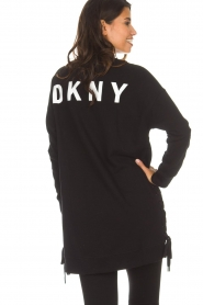 DKNY Sport |  Long sports top Olivia | black  | Picture 6