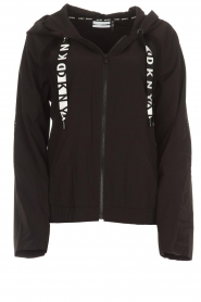DKNY Sport |  Sports jacket Space | black  | Picture 1