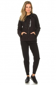DKNY Sport |  Sports jacket Space | black  | Picture 3