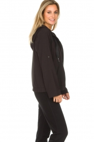 DKNY Sport |  Sports jacket Space | black  | Picture 4